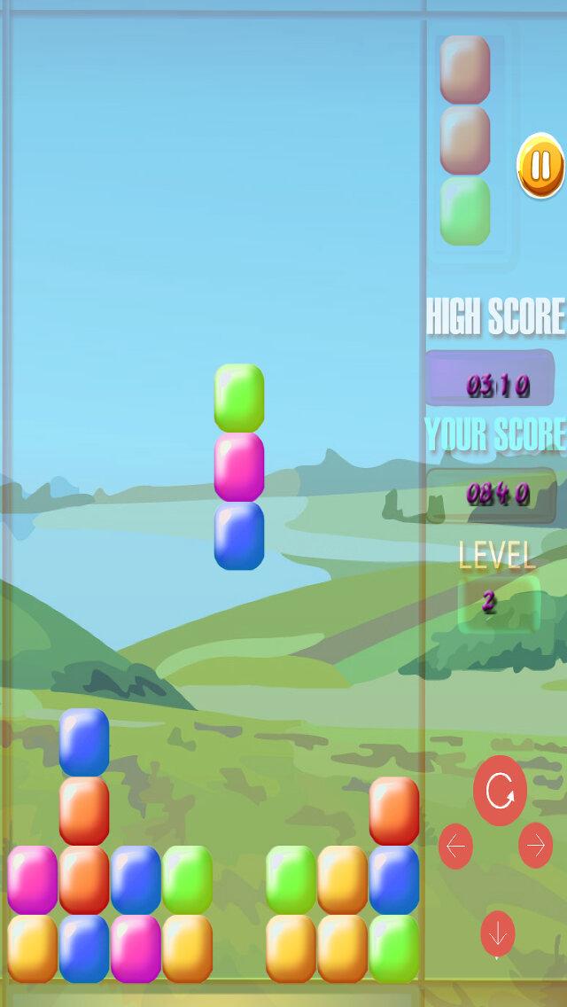 Fruit Candy Clash PRO - Castle Master screenshot 4