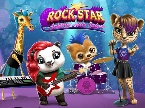 Rock Star Animal Hair Salon screenshot 6