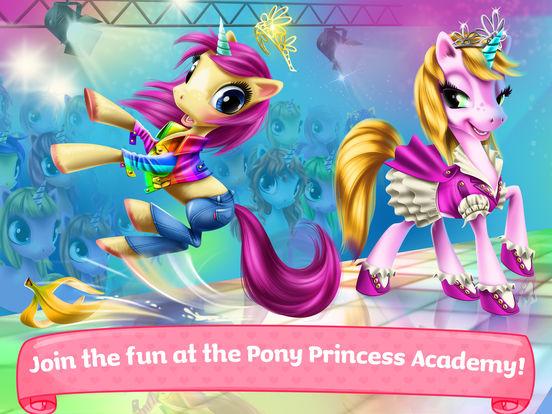 Pony Horse Princess Academy screenshot 6