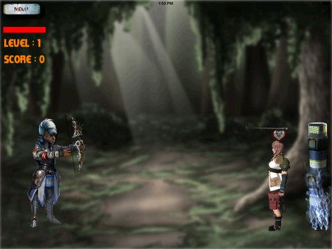 Fire Arrow Fantasy War - Archery Master 3D Game screenshot 9