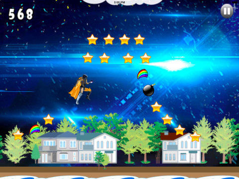 A Extreme Jumps In Space - Super Cool Jumping Game screenshot 7
