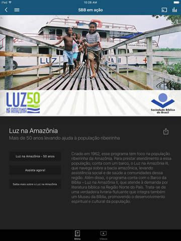SBB Leia a Bíblia Brasil! - náhled