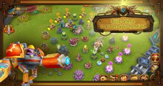 Atlantis - The Lost Islands: 3D strategy war screenshot 2
