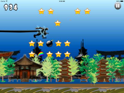Amazing Shadow Ninja Pro - God of War Thunder And Revenge Fighters screenshot 8