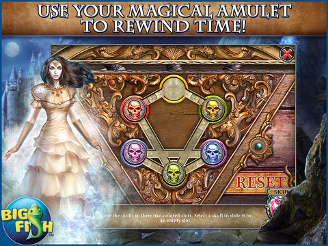 Immortal Love: Letter From The Past Collector's Edition - A Magical Hidden Object Game screenshot 8