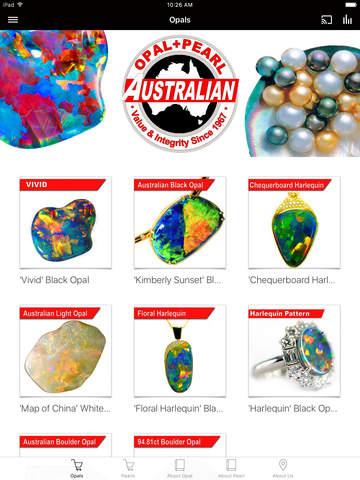 Australian Opals and Pearls screenshot 4