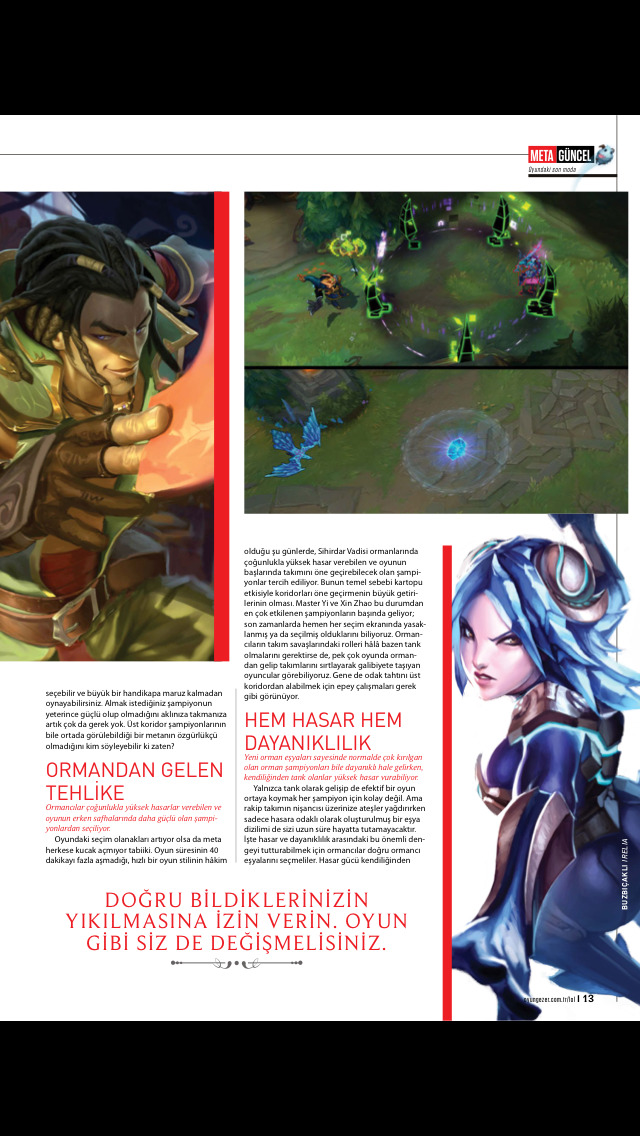 League of Legends Oyungezer screenshot 3