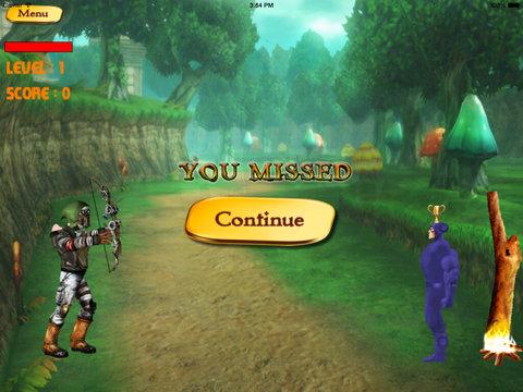 A Solitaire Archer - Revenge Shot Run screenshot 10