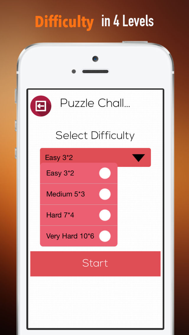 Memorize Maps by Sliding Tiles Puzzle: Learning Becomes Fun screenshot 3