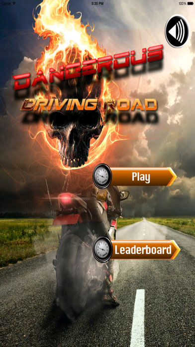 Dangerous Driving Road - Awesome Highway Game screenshot 1