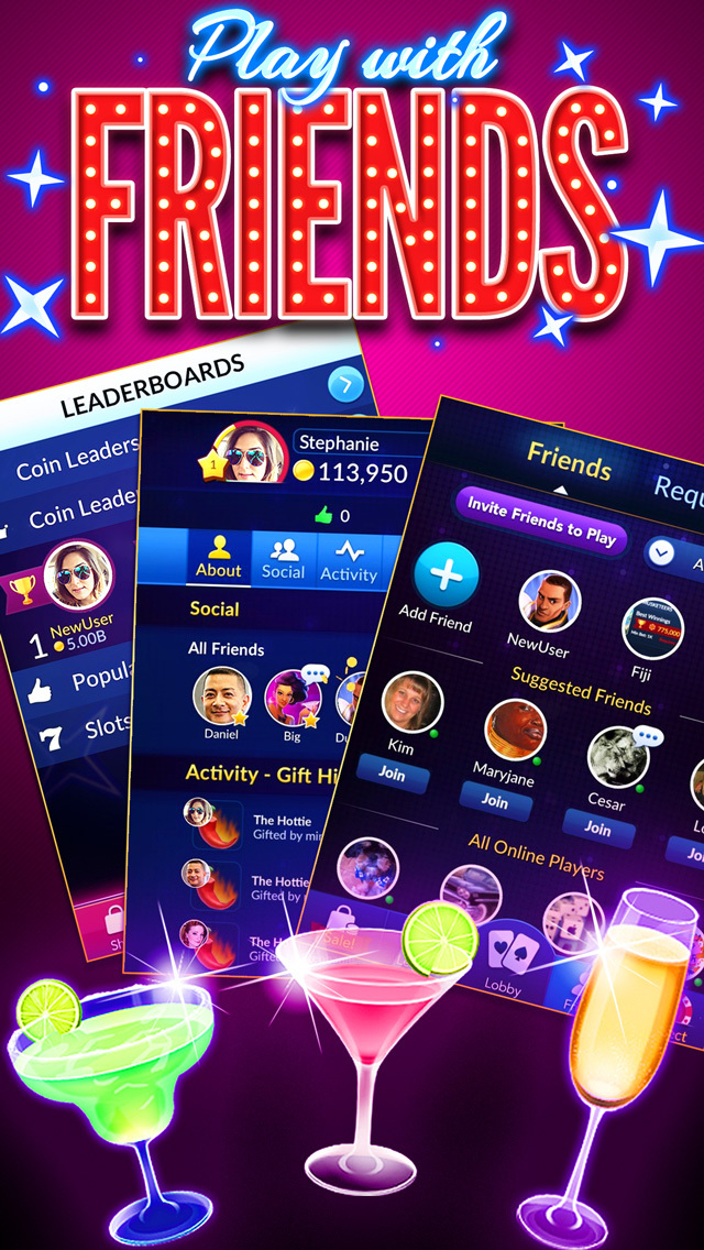 Jackpot Magic Slots™ & Casino screenshot #3