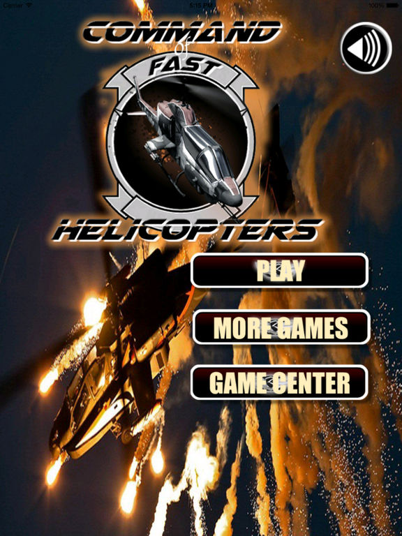 Command Of Fast Helicopters - War Combat Fly screenshot 6