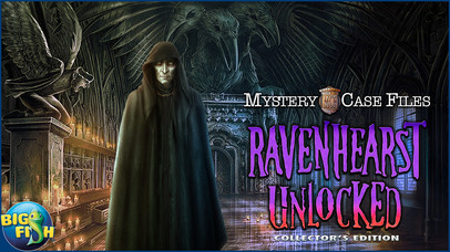 Mystery Case Files: Ravenhearst Unlocked - A Hidden Object Adventure screenshot 5