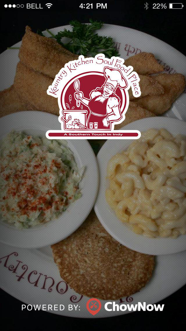 Kountry Kitchen Soulfood Place screenshot 1