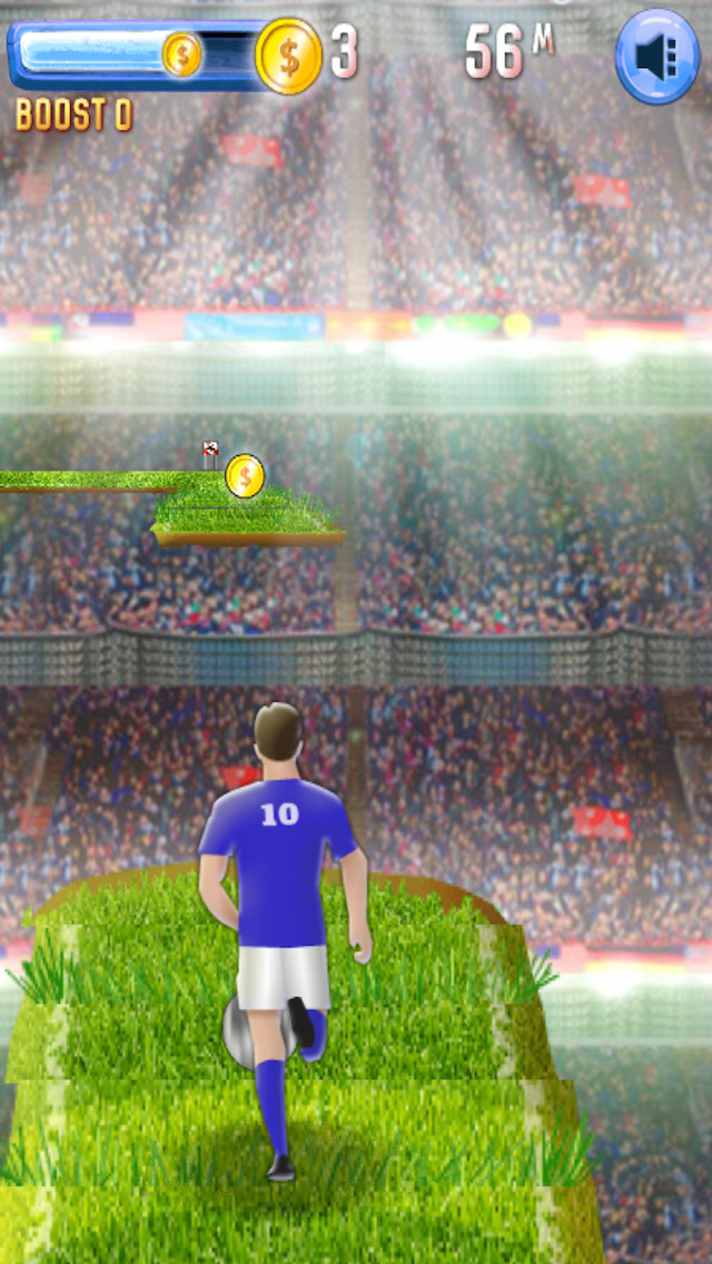Euro Soccer Sprint screenshot 4