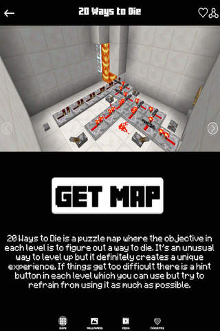 download maps for minecraft pocket edition