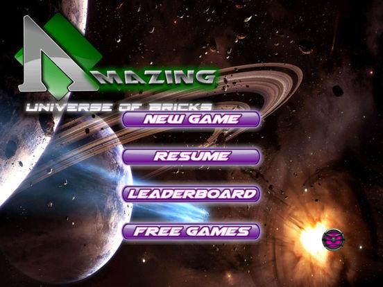 Amazing Universe Of Bricks - World Game screenshot 6