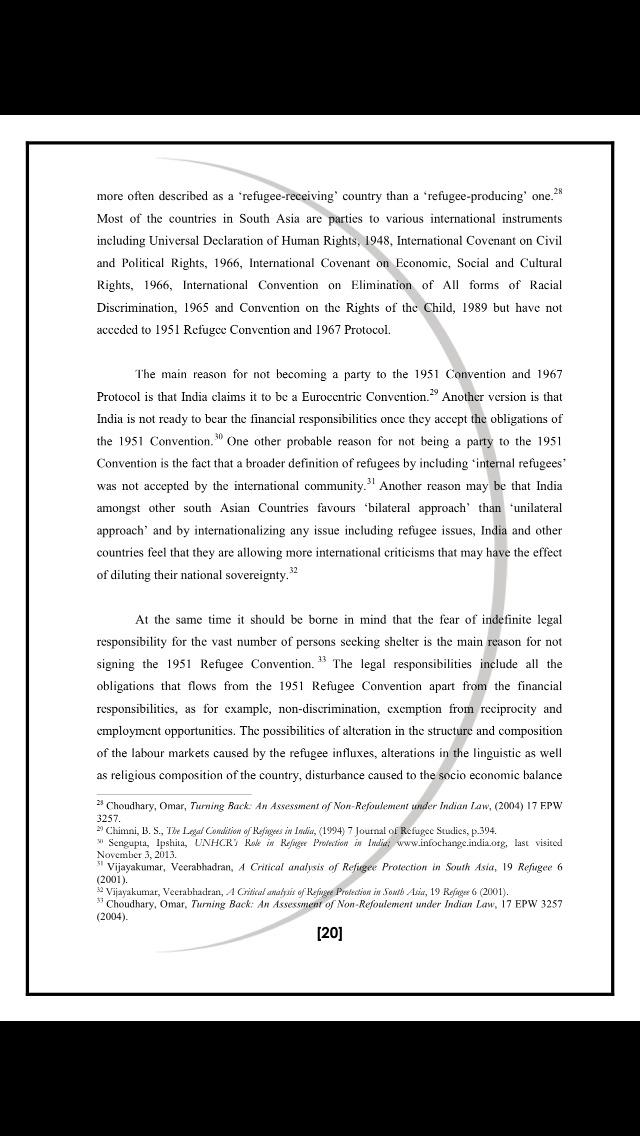 Legal Desire Quarterly Legal Journal screenshot 5