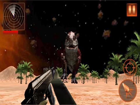Wild Dino Hunting Simulation 2016 screenshot 6