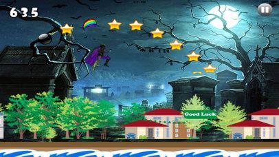 A Super Mysterious Girl Jumps PRO - Cool Game Jumps screenshot 4
