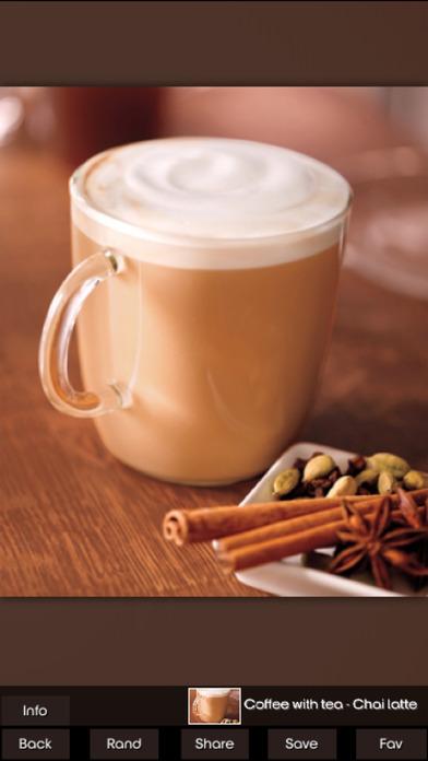 List of Coffee Drinks screenshot 3