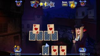 Dracula Solitaire screenshot 2
