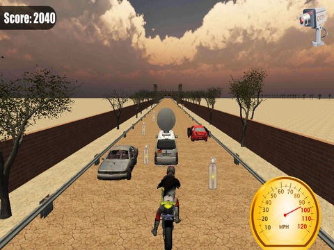 Furious Moto Racing screenshot 8