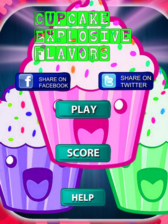 Cupcake Explosive Flavors PRO - Play Of Colors And Flavors screenshot 6