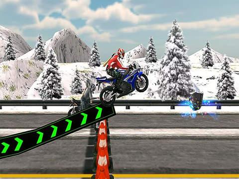 Bike Attack Race screenshot 8