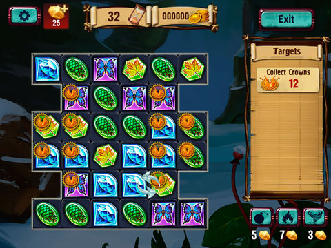 Rainforest Jewels screenshot 4