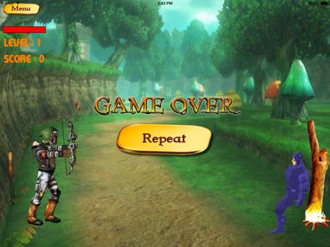 A Solitaire Archer - Revenge Shot Run screenshot 9