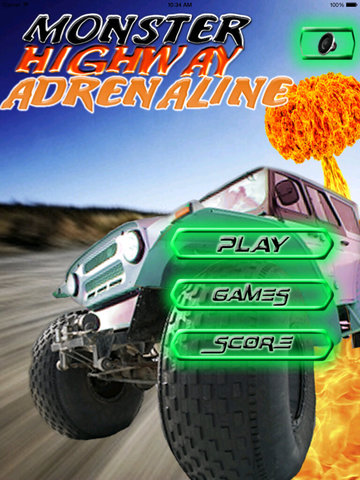 Monster Highway Adrenaline - Xtreme Driver Bes screenshot 6