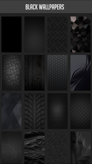 Black Wallpapers! screenshot 1