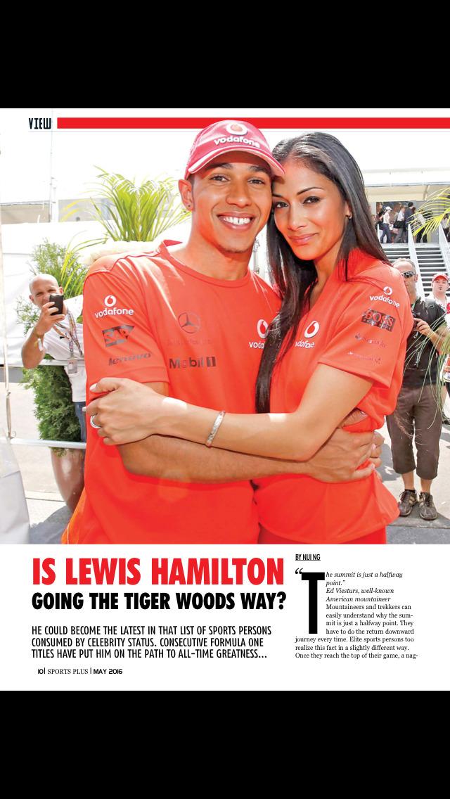 Sports Plus (magazine) screenshot 4