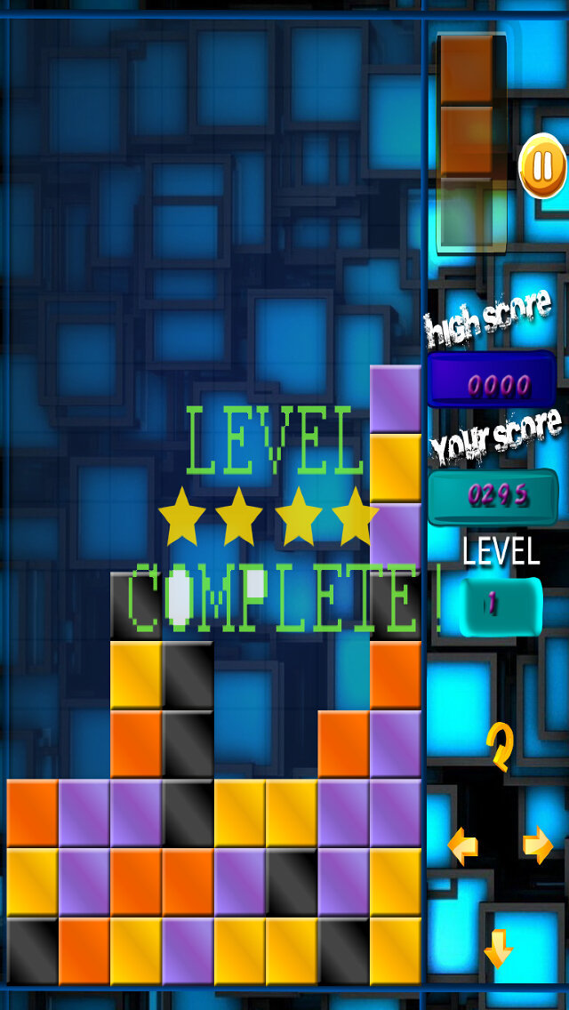 A Cube Star Blitz PRO - A Fashioned Amazing Game screenshot 2