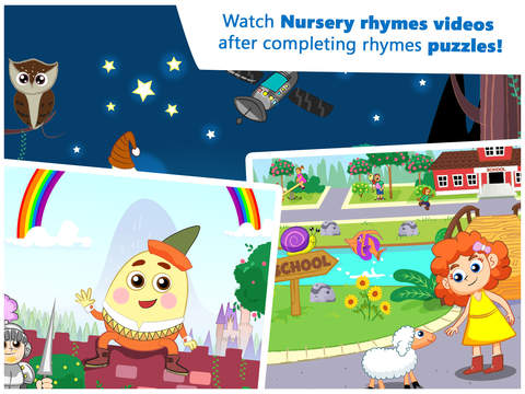 Buzzle with Nursery Rhymes - Educational puzzle app for toddlers, preschool and kindergarten kids (Premium) screenshot 7