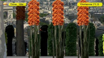 A Thief On Rope Pro - Amazing Fly From ALi Bba screenshot 2
