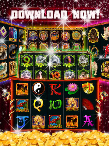 Slot Games! Lucky Mega Vegas Casino : Rich Jackpot Bonanza Edition screenshot 5