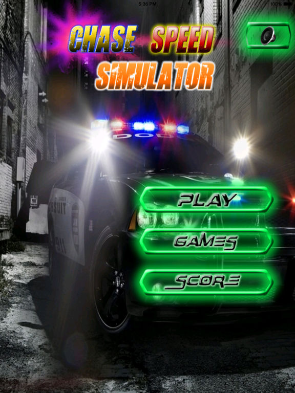 Chase Speed Simulator - Xtreme Racing Police screenshot 6
