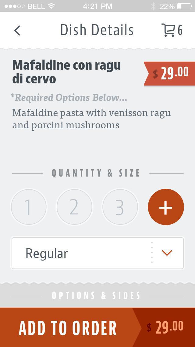 Sandro's Restaurant screenshot 4