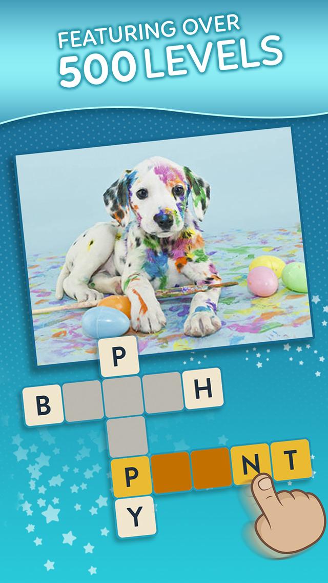 Wordalot – Picture Crossword screenshot 1