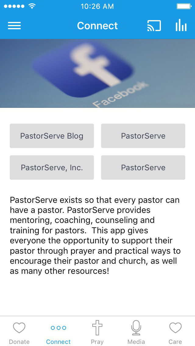 PastorServe screenshot 3