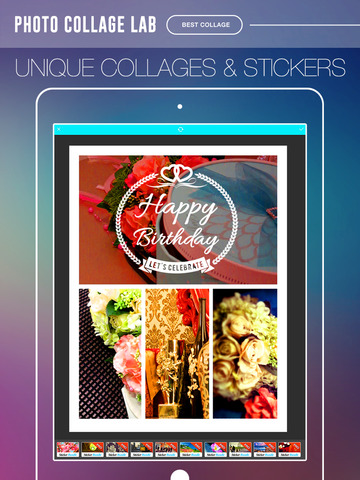 Photo Collage Lab Pro - photo editor, collage maker & creative design App screenshot 9