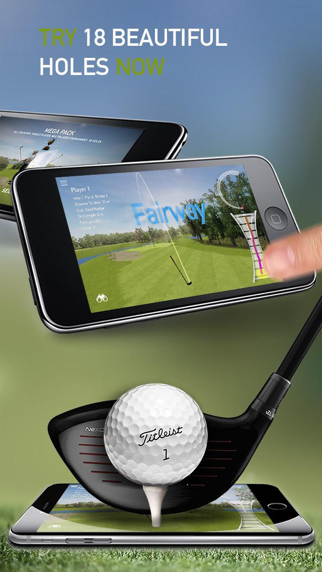 Golf Game Pro - PGA Master Tour screenshot 2