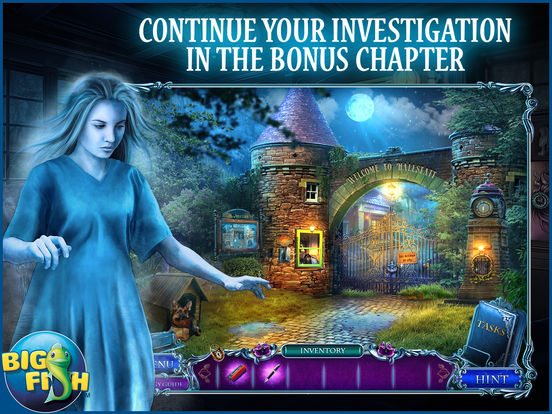 Mystery Tales: Her Own Eyes HD - A Hidden Object Mystery screenshot 4