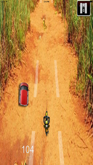 A Stunt Offroad Motorcycle Pro - Awesome Game screenshot 4