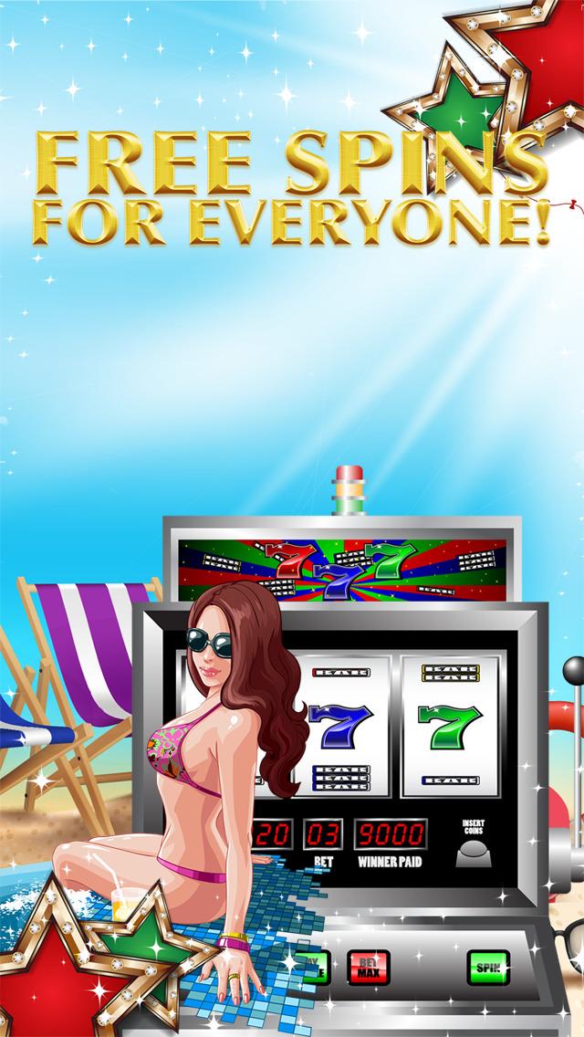 2016 Star Big Classic Machine Paradise 777 - FREE Lucky Las Vegas Slots of Casino Game screenshot 2