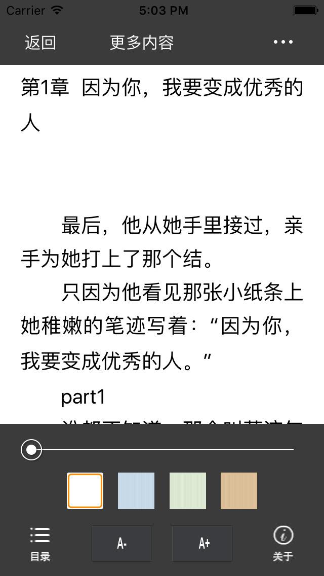 竹马钢琴师—木子喵喵作品,都市爱情小说 screenshot 2