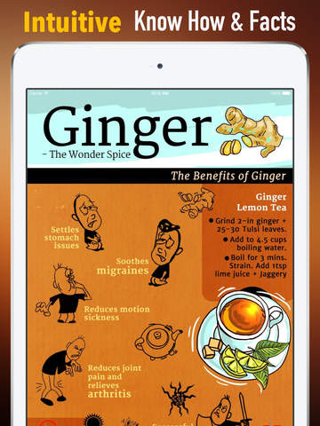 Ginger for Cooking:Recipes,Tips and Uses screenshot 6