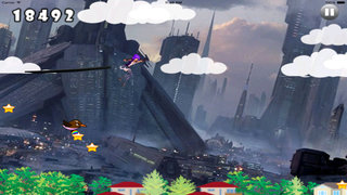 Clouds On Jumps Victoria - Amazing Jump Doodle screenshot 5